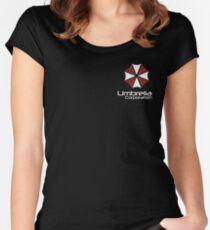 Umbrella Corporation Women's Fitted Scoop T-Shirt