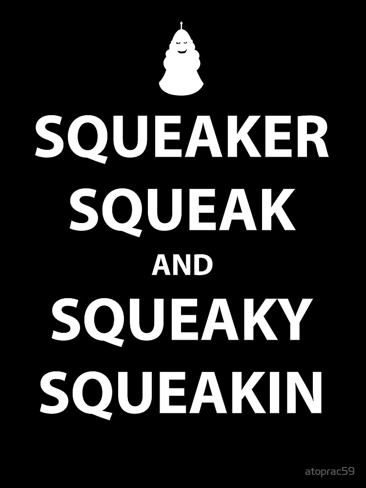 Squeaker by atoprac59