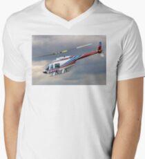Bell 206B-2 Jetranger II G-RAMY Men's V-Neck T-Shirt