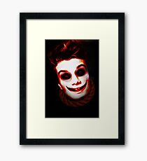 TheFoxFromHell Framed Print