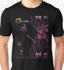 Contra Boss Battle Unisex T-Shirt