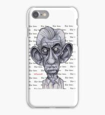 Sir Ian iPhone Case/Skin