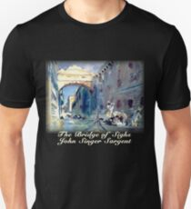 John Singer Sargent – The Bridge of Sighs T-Shirt