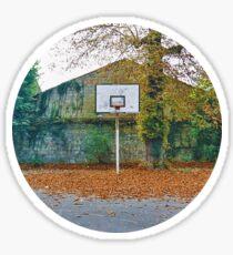 Basketball Hoop Sticker