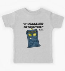 Smaller on the Outside Kids Clothes
