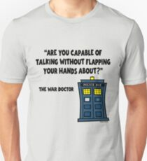 Talking Without Flapping T-Shirt