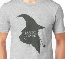 Magic is Coming Unisex T-Shirt