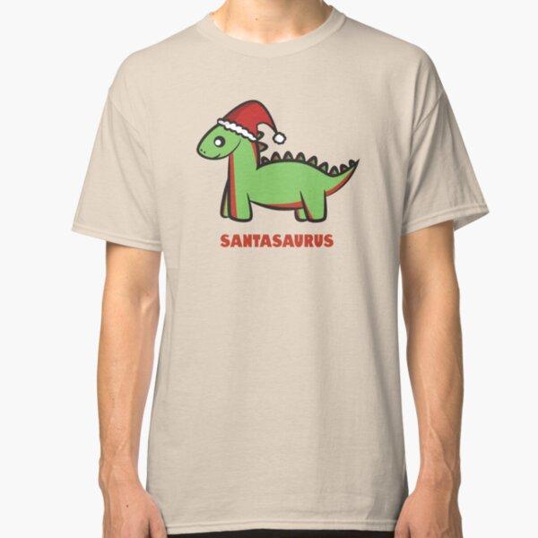 Santasaurus  Classic T-Shirt