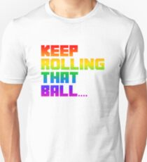Katamari - Keep rolling that ball Unisex T-Shirt