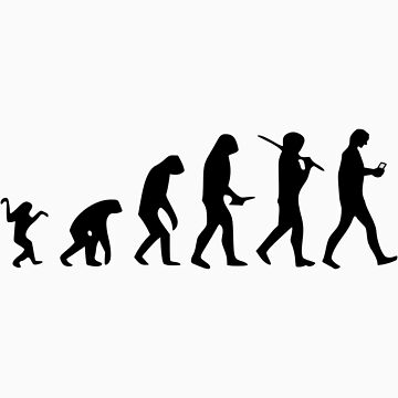 Human evolution by fpwing