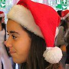 Santa's new assistant. by Francisco Larrea