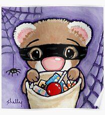 Fuzzy Bandito Poster