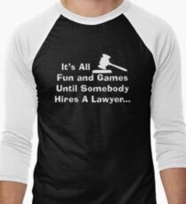 Fun and Games (wht) T-Shirt