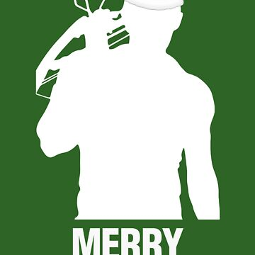 Daryl Dixon Christmas Design (Light) by LM09
