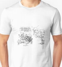 Ford GPW jeep rules!!! Unisex T-Shirt