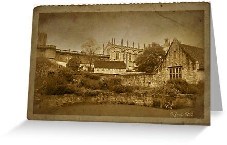 Oxford, England, Christ Church by flashcompact