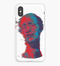 Trippy Man iPhone Case