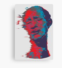 Trippy Man Canvas Print