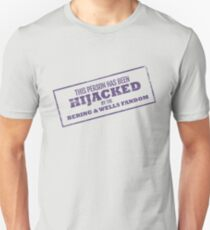 Hijacked by Feels - Purple T-Shirt