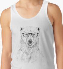 Geek bear Tank Top