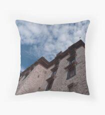 Potala Temple Throw Pillow