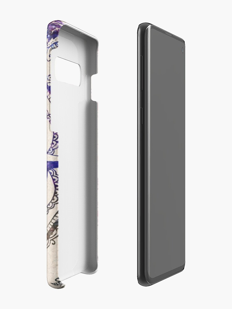Alternate view of Voyager II Case & Skin for Samsung Galaxy