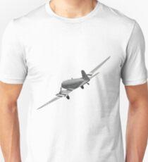 DC3 back Unisex T-Shirt