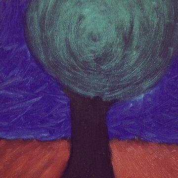 NOT A TREE by Borisr55