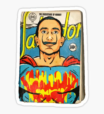 The Salvador Sticker