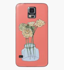 Flowers in a Vase Case/Skin for Samsung Galaxy