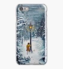 The Lamppost iPhone Case/Skin