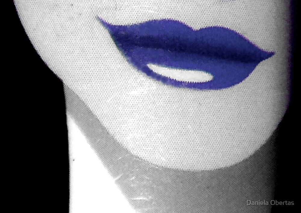 Violet Lips by savage1