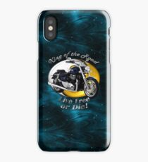 Triumph Thunderbird King Of The Road iPhone Case/Skin