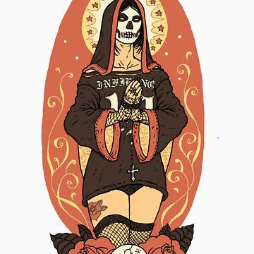 Santa Muerte by RamonVillalobos
