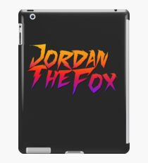JordanTheFox iPad Case/Skin