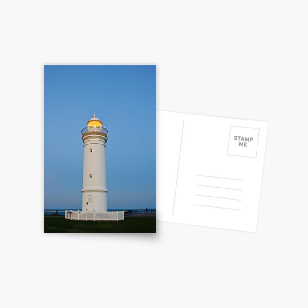 Kiama's Light Postcard