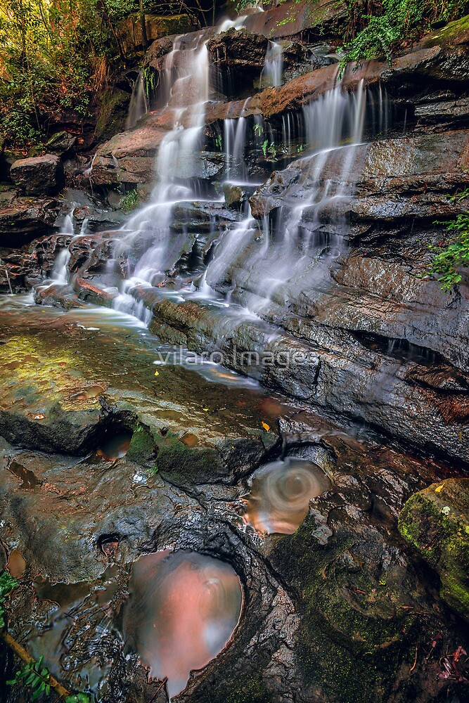 Falls Creek Falls II by vilaro Images