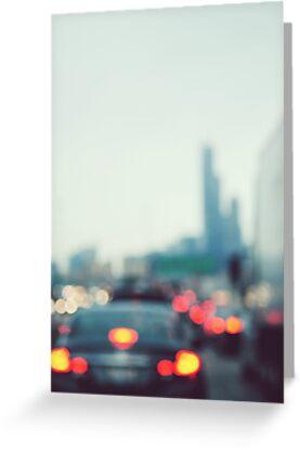 Chicago Lights by Kimberose