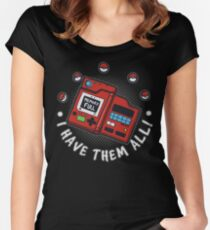I have them all! Women's Fitted Scoop T-Shirt