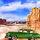 Oldsmobile Futuramic 48 by andy551
