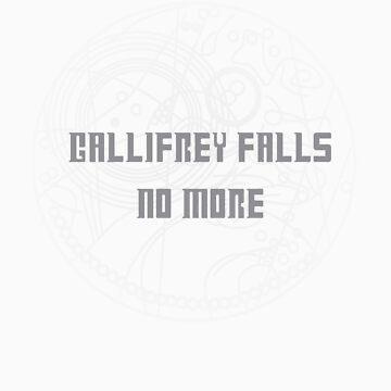 Gallifrey Falls No More by dpmoon