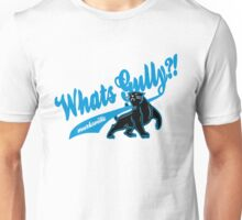 Whats gully? (PANTHERS)  Unisex T-Shirt