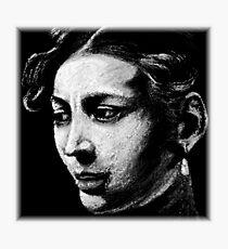 Chalk Portraits ~ Part Four Photographic Print