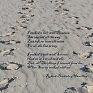 I walked a mile... by James Wheeler