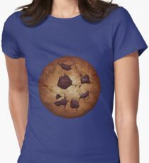 The perfect cookie Women's Fitted T-Shirt