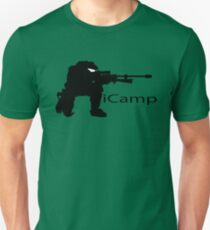 iCamp (Halo) Unisex T-Shirt