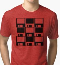 disk 3.5 Tri-blend T-Shirt