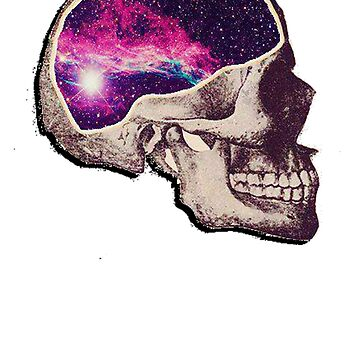 Space Skull by TheFoxFromHell