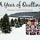 A Year of Quilting with Maureen Cracknell Handmade by MCHandmade