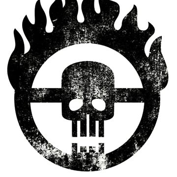 Mad Max Skull by TheFoxFromHell